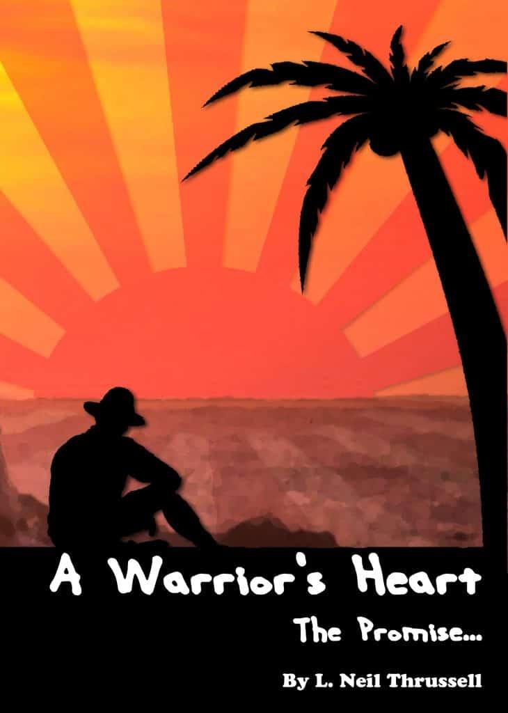 A warrior's Heart: The Awakening Book Cover